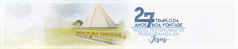 Banner TBV - 27 Anos