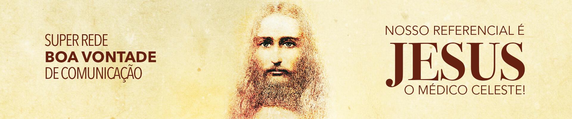 Nosso Referencial é Jesus